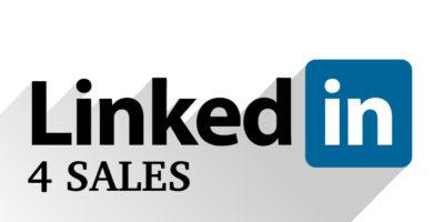 linkedin 4 sales